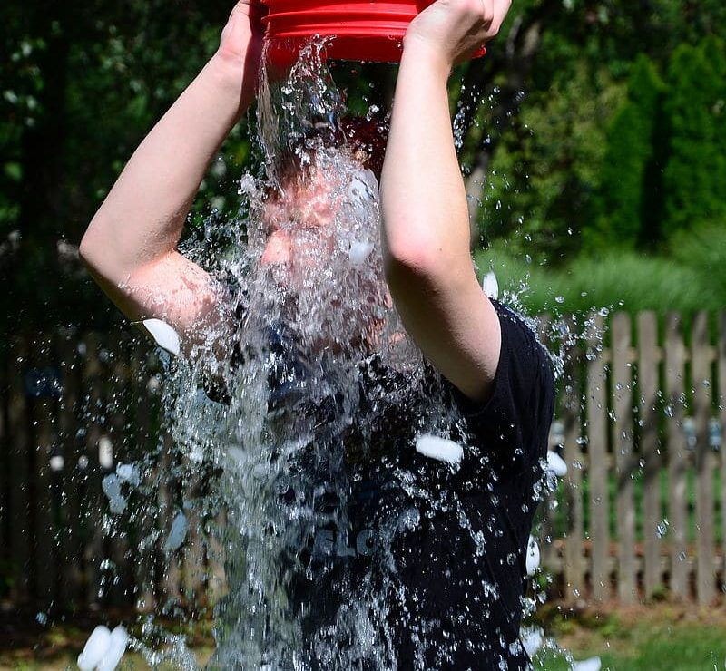 Viral Fundraising – The Ice Bucket Challenge, One Year On