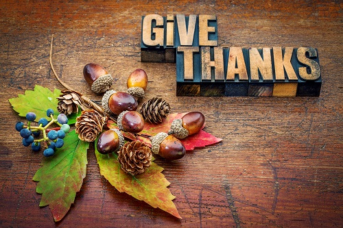 Black Friday, Cyber Monday – How Much 'Giving' in Thanksgiving?