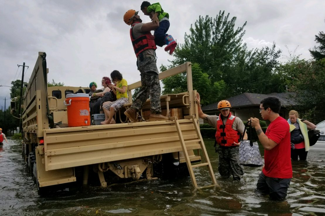 Disaster Outreach – Help When (And Where) It Is Needed Most
