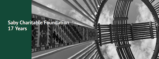 Foundation Guide - Saby Charitable Foundation