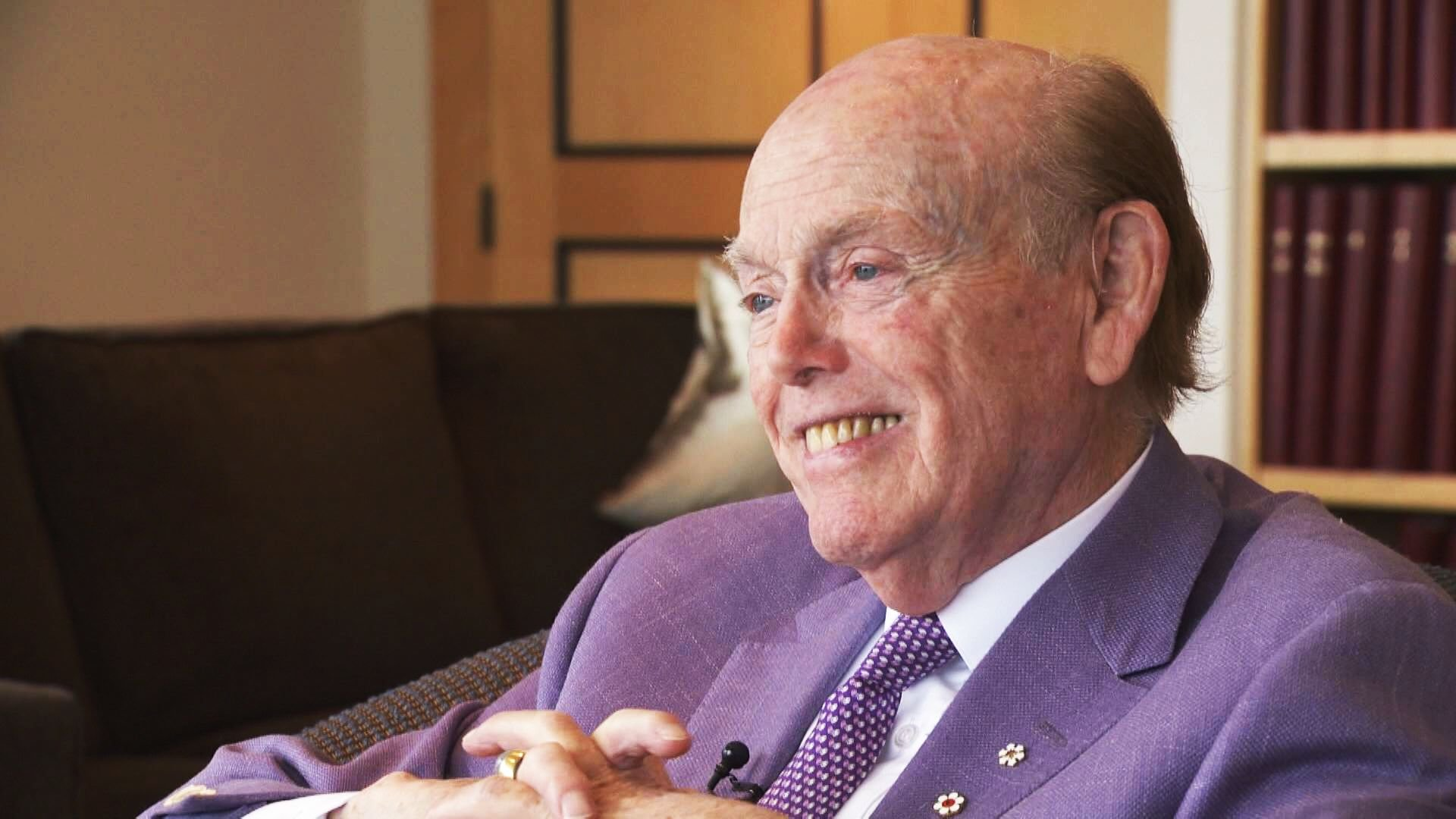 Foundation Guide - Jim Pattison
