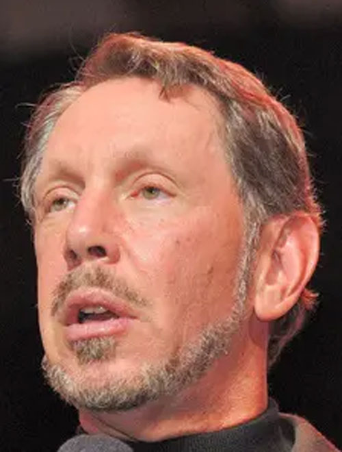"Lawrence Joseph ""Larry"" Ellison"
