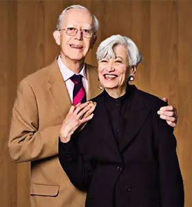 Lois and Richard England