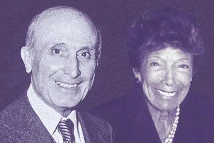 Daniel & Nina Carasso
