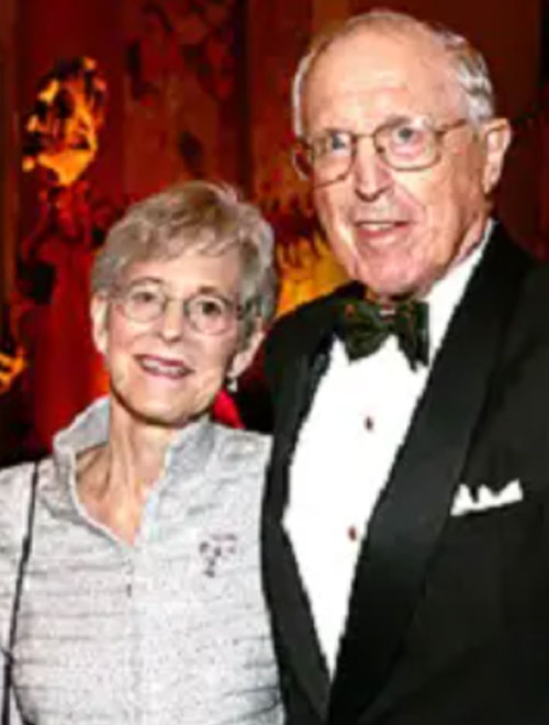 David and Ruth Gottesman