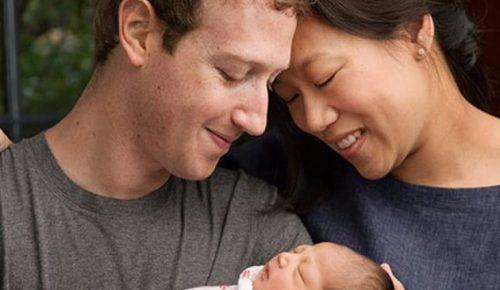 Mark Zuckerberg and Proscill Chan